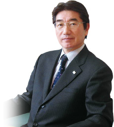 石崎社長の画像